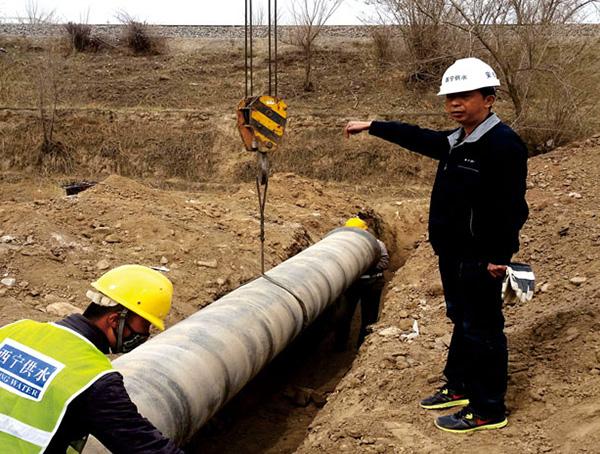 西宁供水工程